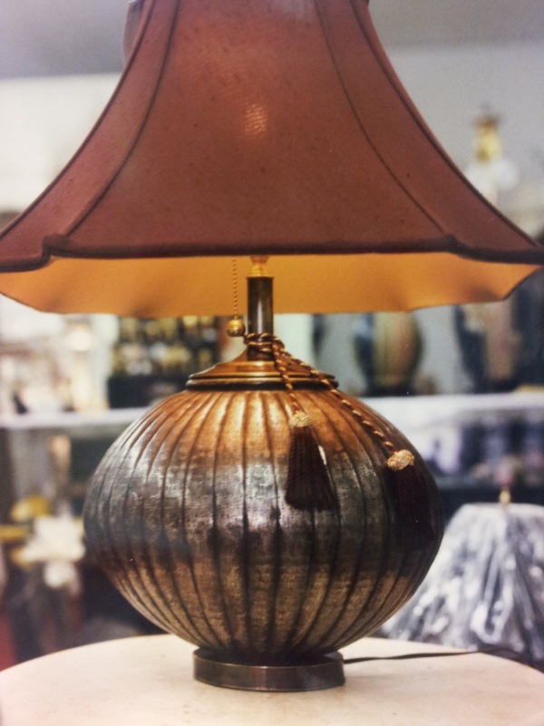Custom lamps custom shades lamp works gallery ask about our unfinished lamp bodys aloadofball Image collections