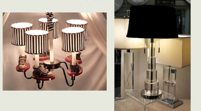 Lamps shades accessories lamp works gallery aloadofball Image collections
